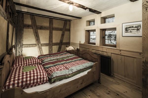 Schlafstube Christleshof Baiersbronn
