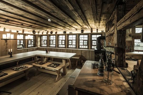 Eßzimmer Christleshof Baiersbronn